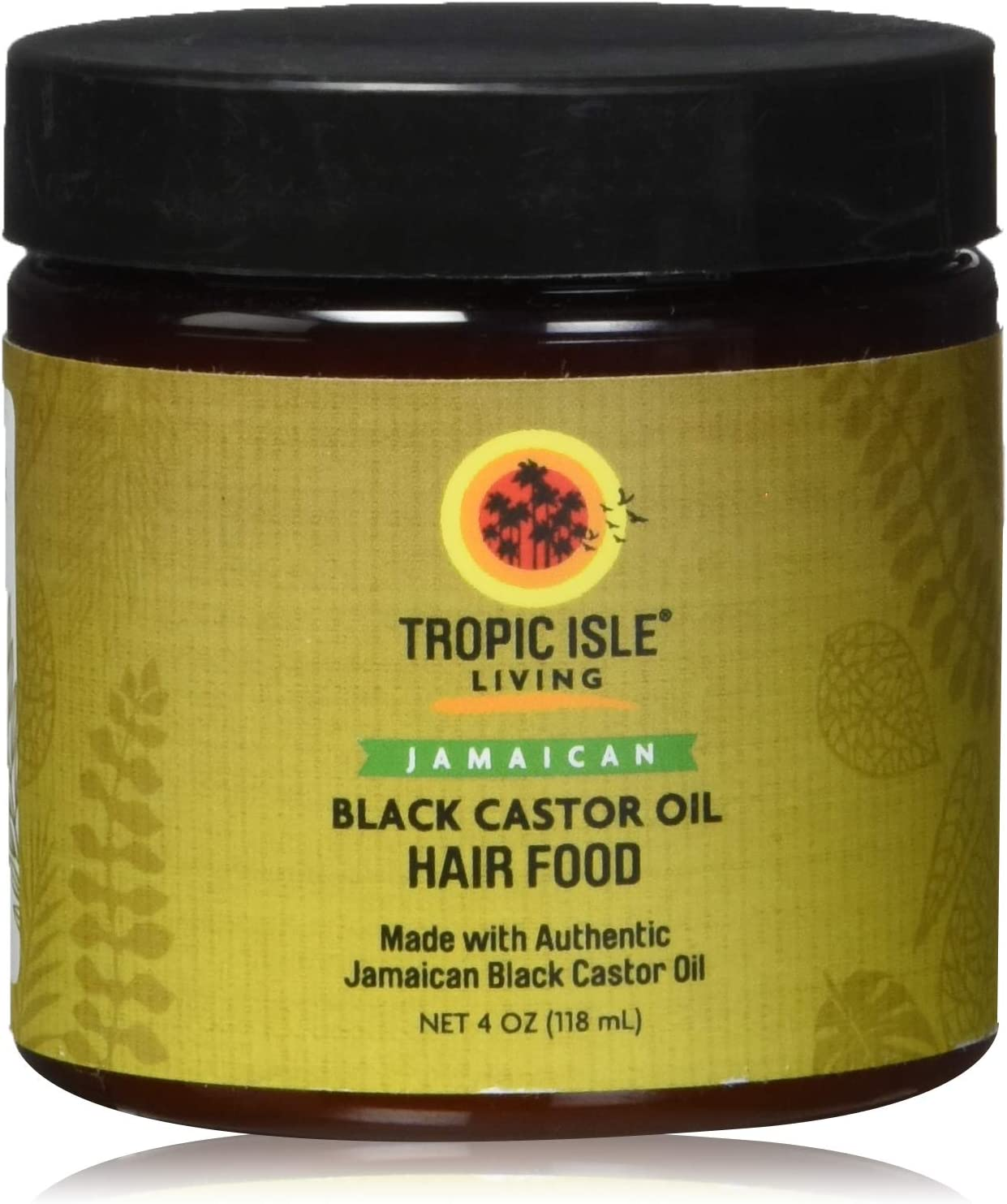 Jamaican Black Castor Oil Hair Food