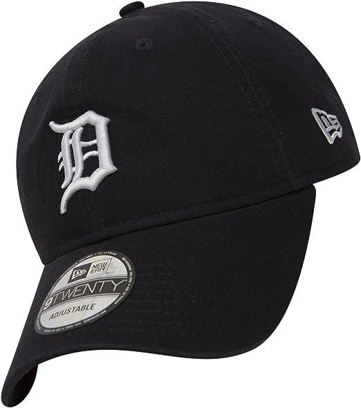 f7b8cf56a New Era Washed Team 9twenty Detroit Tigers Casquette: Amazon.fr ...
