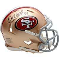 $79 » Deebo Samuel San Francisco 49ers Autographed Riddell Speed Mini Helmet - Fanatics Authentic…
