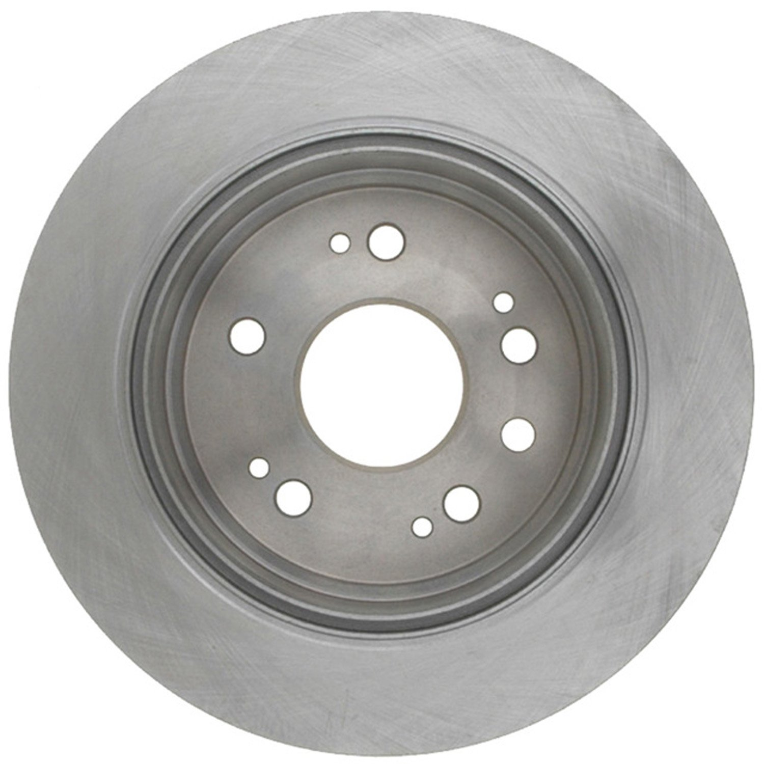 ACDelco 18A1322A Advantage Non-Coated Rear Disc Brake Rotor