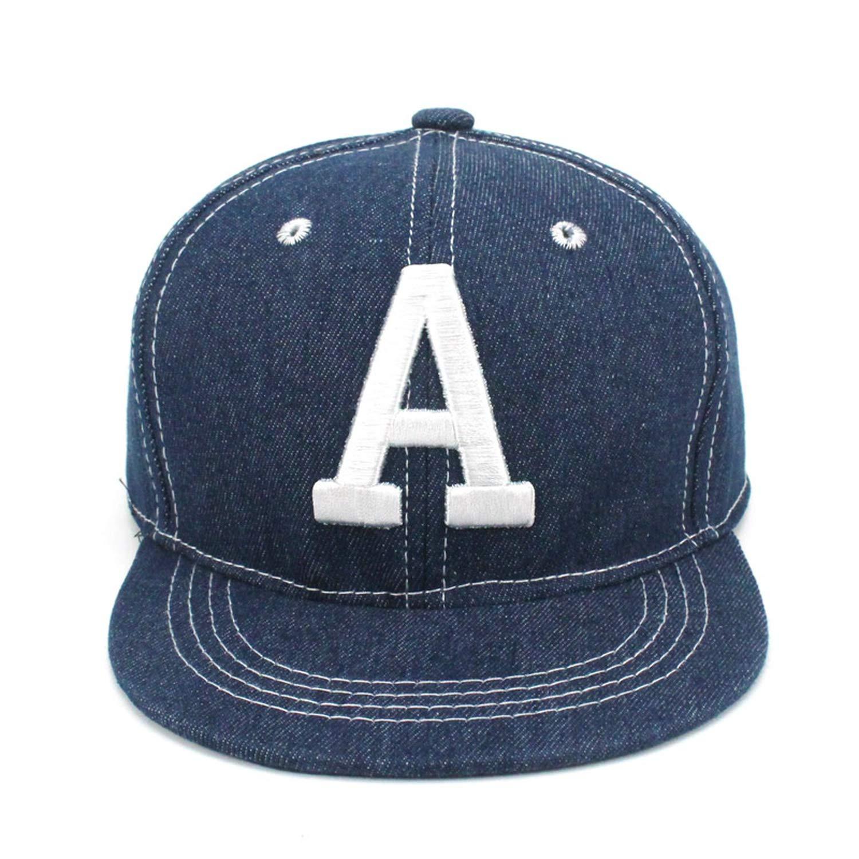 TokLask Spring Autumn Children Baseball Hat Summer Cap Kids Letter Embroidery Snapback Cap Baby Girl Baseball Hat 2019