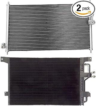 A//C AC Condenser for 2001 Mercury Grand Marquis 4.6L