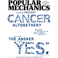 1-Year Popular Mechanics Magazine Subscription