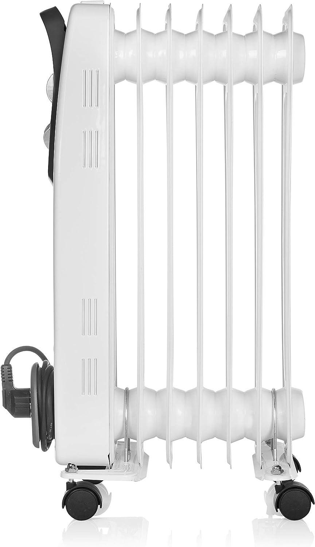 Tristar KA-5087 Radiador eléctrico – Aceite – 7 cuerpos – 1500 W: Amazon.es: Bricolaje y herramientas