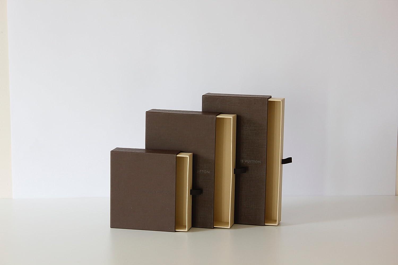 Caja de embalaje Louis Vuitton, caja de regalo, caja vacía ...