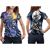 New Jack Skellington The Nightmare Before Christmas Women Top Sublimation Style 2 (S-3XL)
