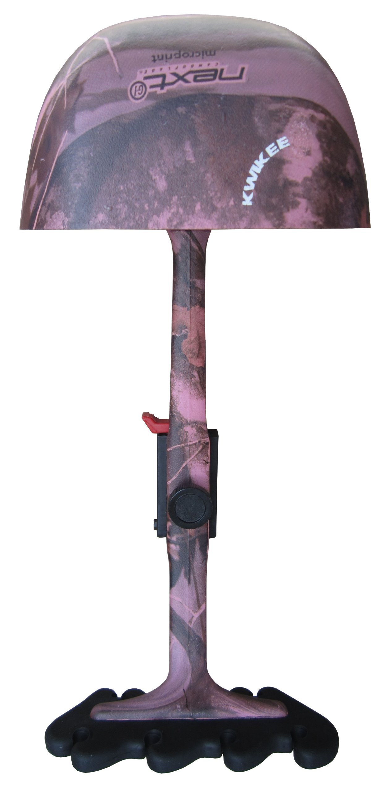 Kwikee Kwiver Kompound Quiver 6-Arrow, Next G1 Pink Camouflage by Kwikee Kwiver