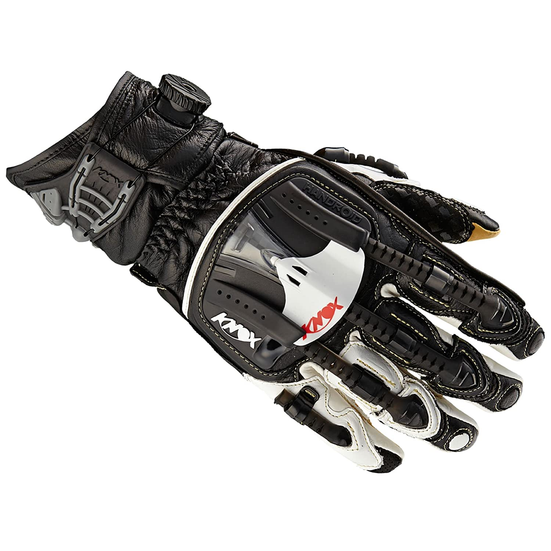 Motorcycle gloves exoskeleton - Knox Handroid Pod Motorcycle Gloves