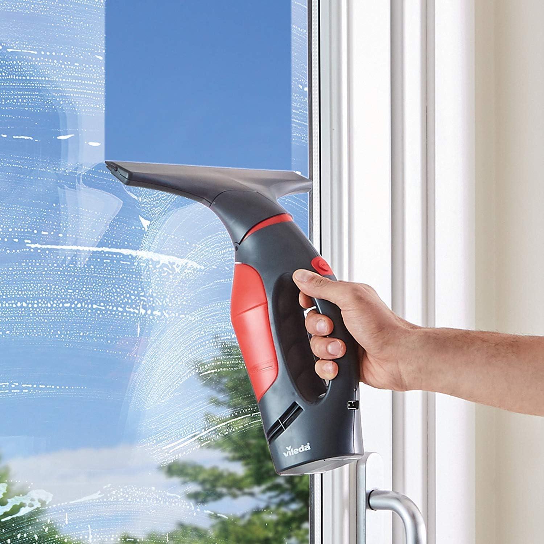 Vileda Windomatic Power Aspirador de ventanas con doble potencia ...