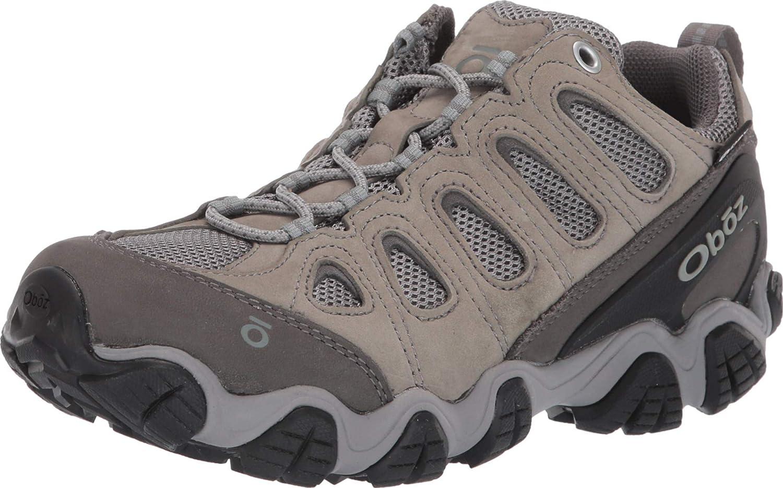Oboz Women's Sawtooth II Low B-Dry Waterproof Hiking Shoe