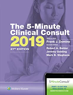 The 5-minute clinical consult premium 2017 (the 5-minute consult.