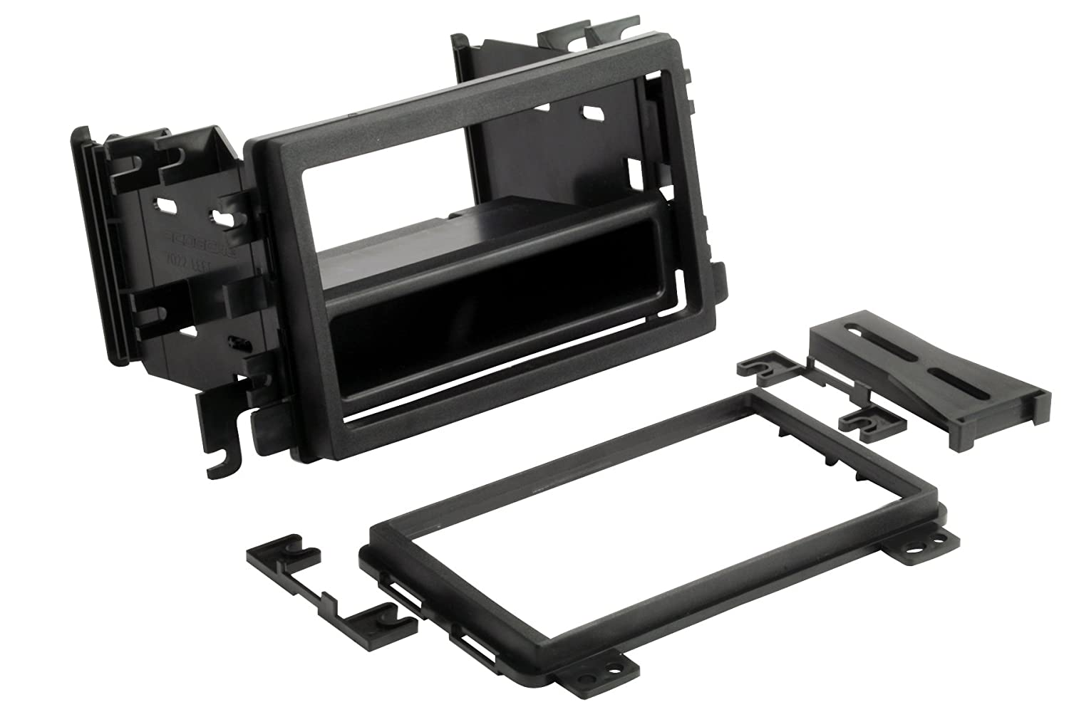 SCOSCHE1995-Up Ford/Mercury/Lincoln/Mazda Double DIN and DIN with pocket