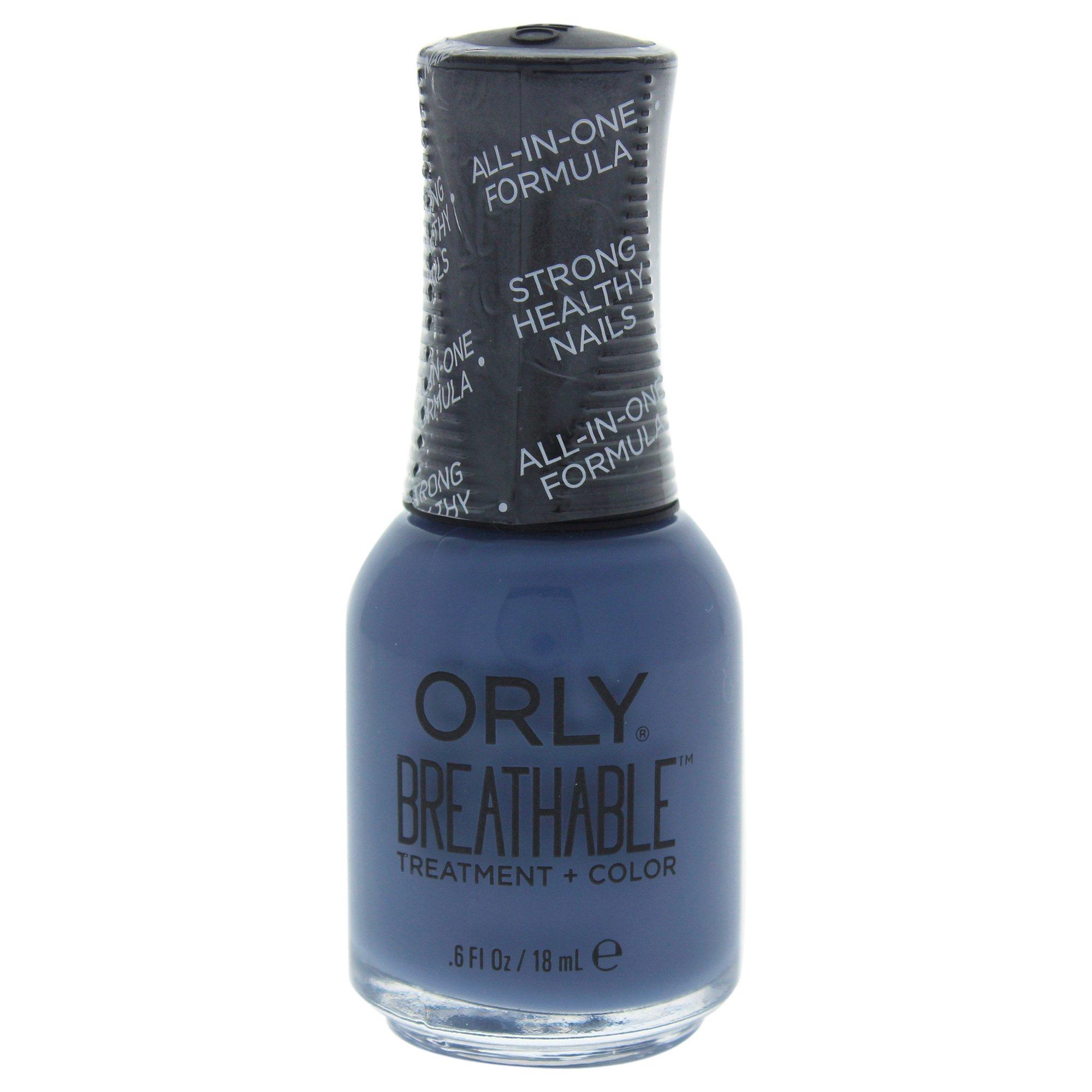 Amazon.com: Orly Breathable Nail Color, Almond Milk, 0.6 Fluid Ounce ...