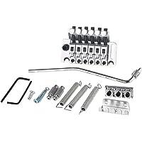 Musiclily Sistema de Trémolo Lock para Guitarra Eléctrica,Cromo