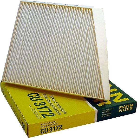 Mann Filter CU24004 Filtre /à air cabine