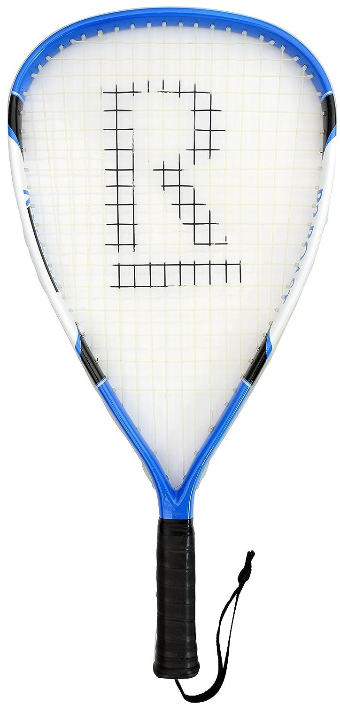 Ransome R2 Boast - Funda de raqueta de racketball, tamaño 75 cm, color azul/blanco/negro