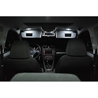 Hyundai Tucson TL/TLE Set de iluminación LED interior Light SMD 6000 Kelvin, Rosa: Amazon.es: Iluminación