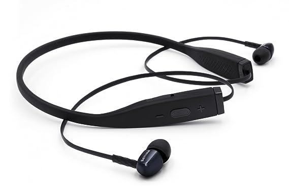 Amazon.com: Philips SHB5950BK/00 Wireless Bluetooth Headset (Knot-Free Neckband Design, Microphone) - Black: Home Audio & Theater