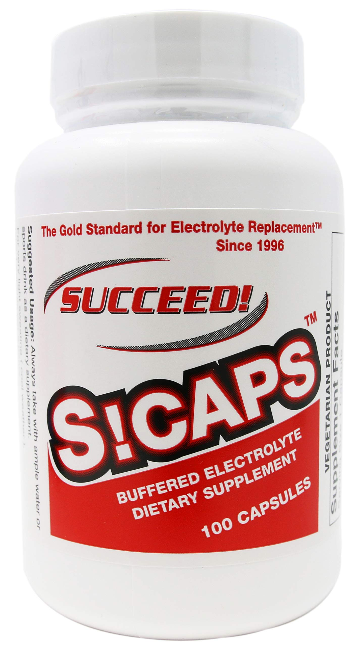 SUCCEED S Caps,100 capsules by Succeed!