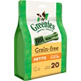 Greenies Grain Free Dental Treats for Petite Dog 340 g, 12 oz