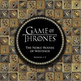 Book cover from Game of Thrones: The Noble Houses of Westeros: Seasons 1-5 by George R. R. Martin