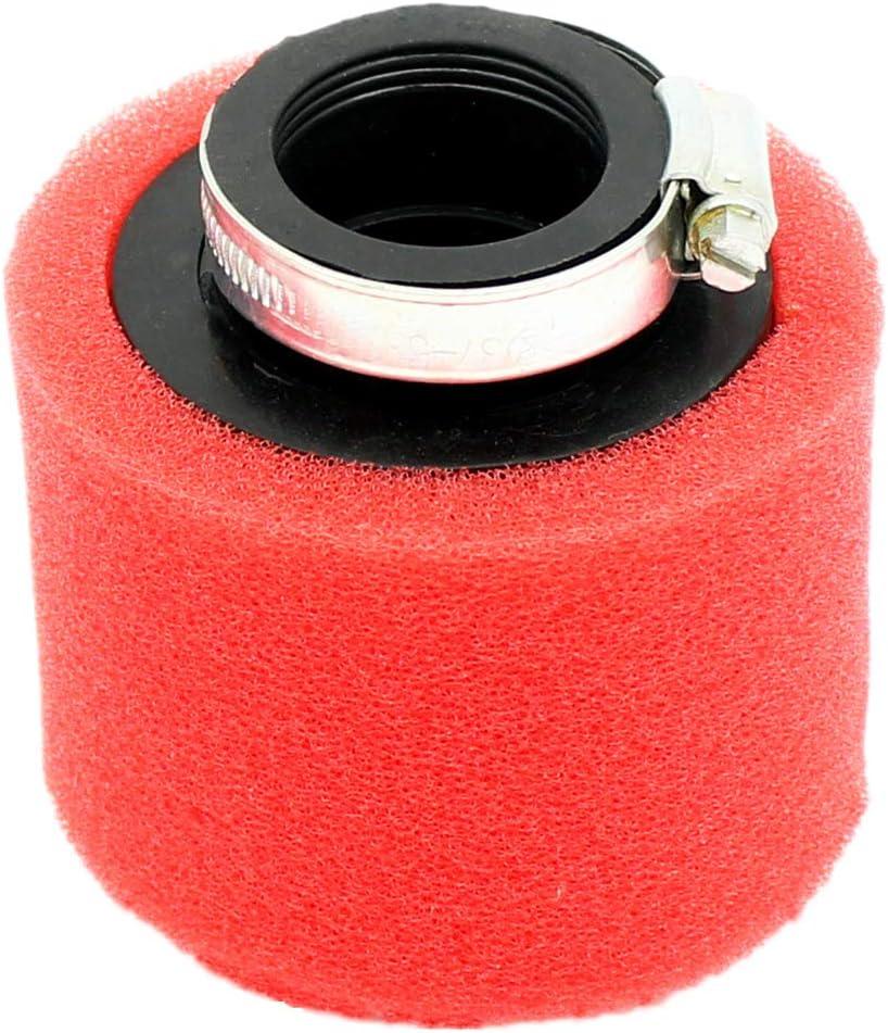 QAZAKY Performance 5 Pin AC CDI Ignition Coil Air Filter for GY6 50cc 90cc 110cc 125cc 150cc 4-stroke Engine Scooter ATV Go Kart Moped Quad Go Kart Pit Dirt Racing Super Pocket Mini Bike XR50 CRF50