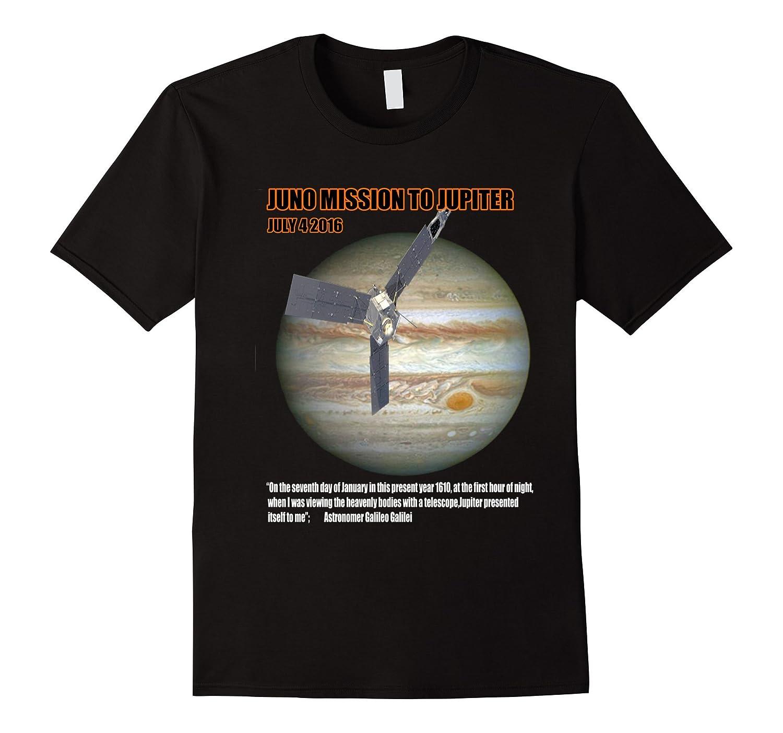 Juno Mission to Jupiter-T-Shirt