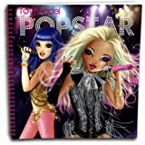 Album coloriage Top Model Popstar
