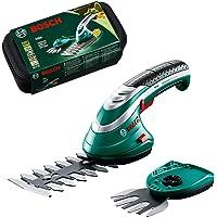 Bosch Home and Garden 0600833102 grasschaarset, 3,6 W, 3,6 V, zwart, groen