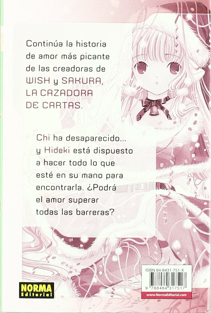 Amazon.com: Chobits 5 (Spanish Edition) (9788484317517 ...