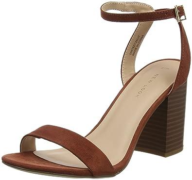 Womens Picnic Open Toe Heels New Look hwpJA