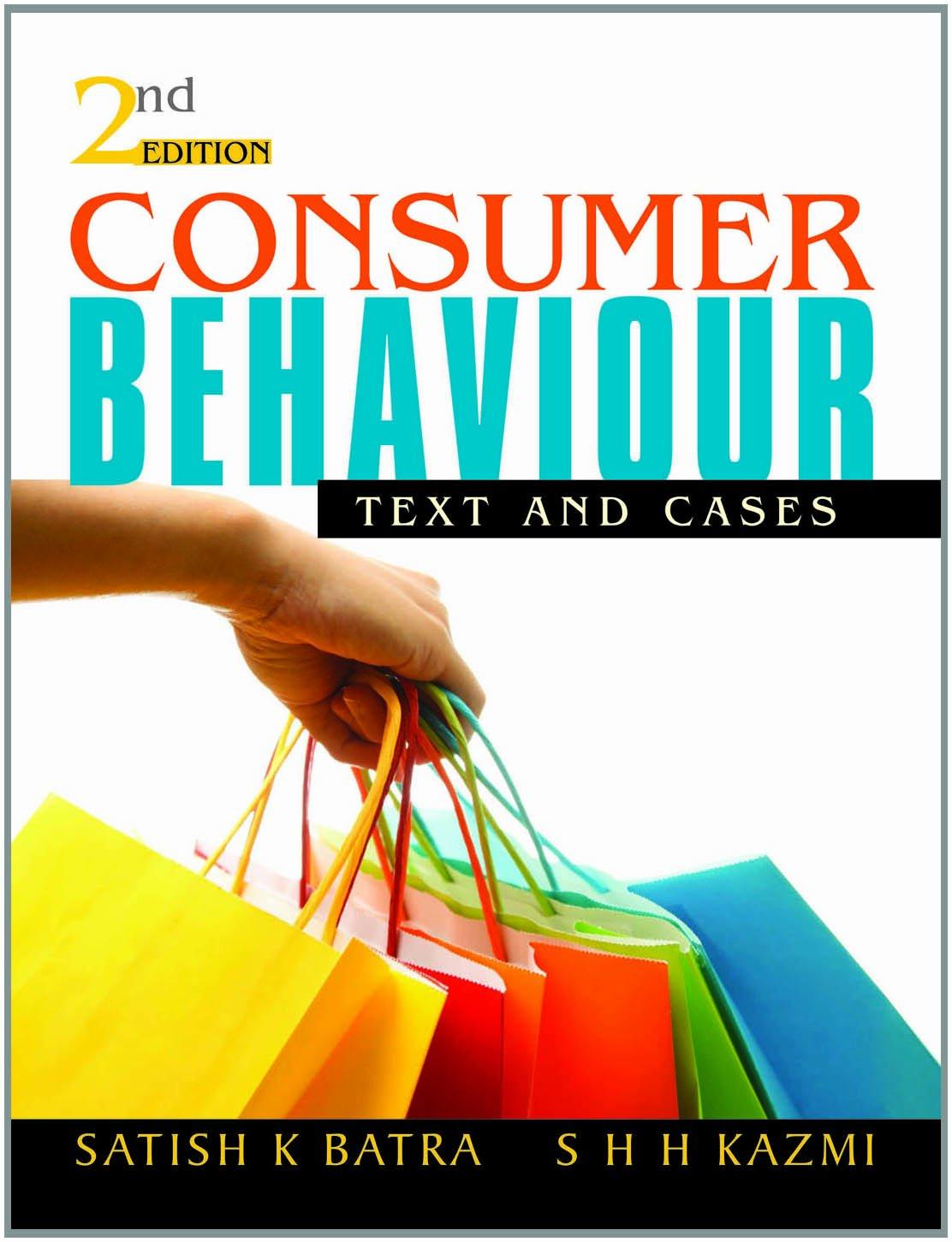 Download Consumer Behaviour pdf epub