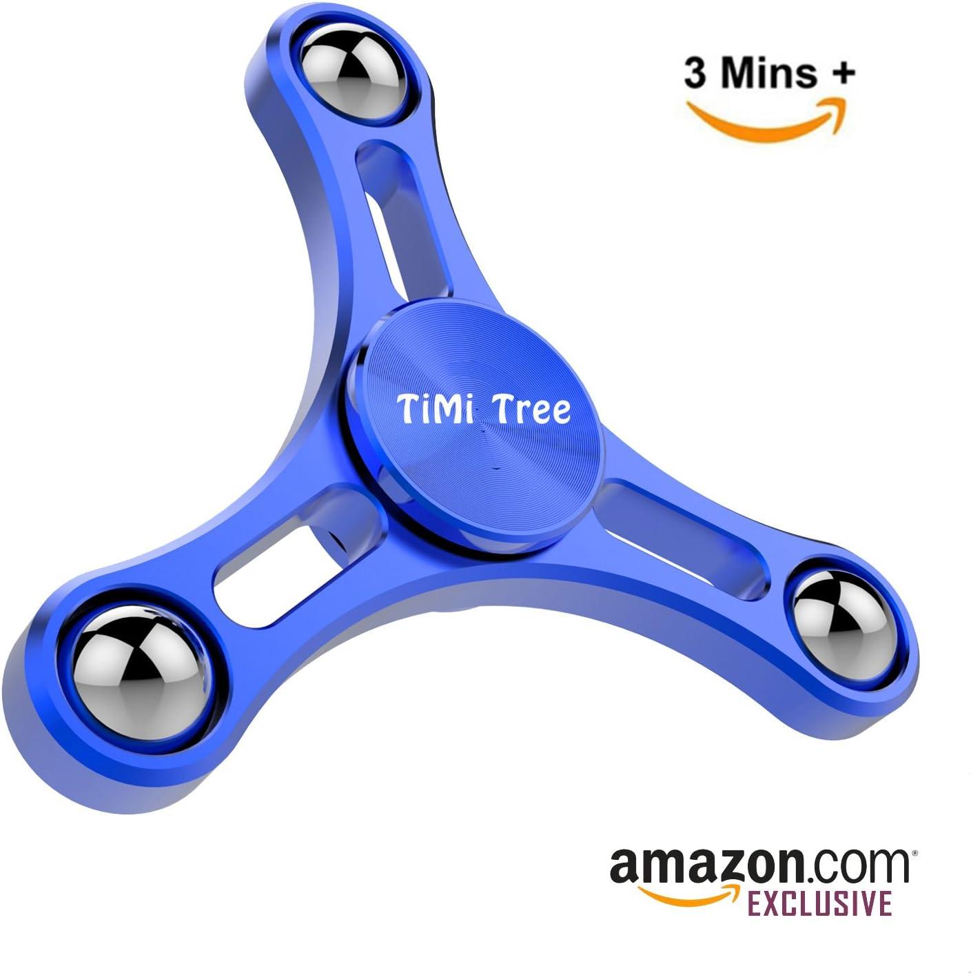 Fidget Spinner Finger Toy Aluminum, Best Novelty Spinning Top for ...