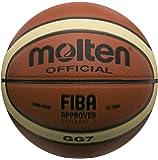 Molten BGG Composite Basketball, FIBA Approved
