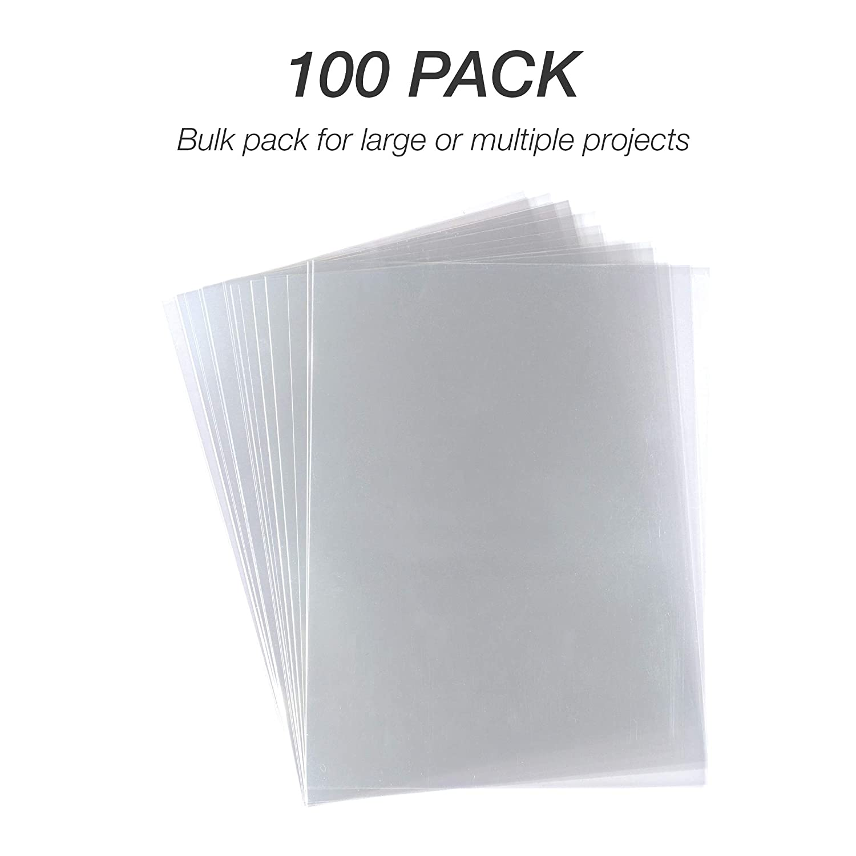 Samsill - Papel para impresora/proyector, transparente ...
