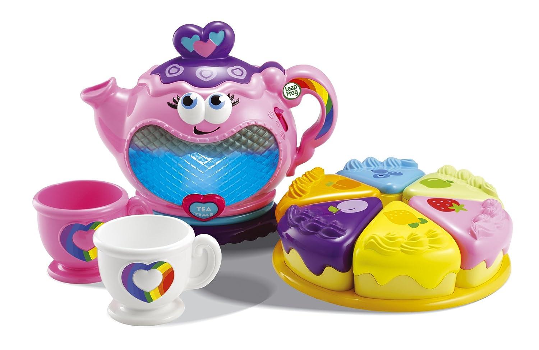 Leap Frog - Fiesta del Té Musical (Cefa Toys 00654): Amazon.es: Juguetes y juegos