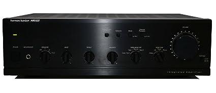 Harman/Kardon HK6500 Amplificador estéreo en negro