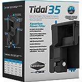 Seachem Tidal Power Aquarium Filter - 35 Gallon Large Fish Tank Filter