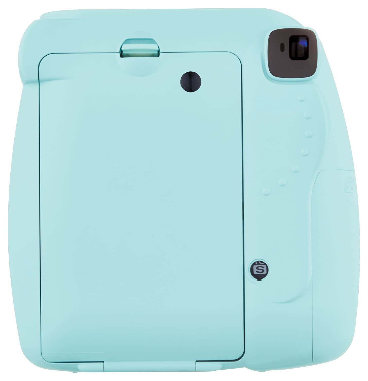Amazon Fujifilm Instax Mini 9 Ice Blue Instant Camera Camera &