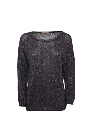 3m2331 mujer Camiseta negro es Amazon Kontatto para de manga larga IwaxqaFRY 1006fa5dabe5