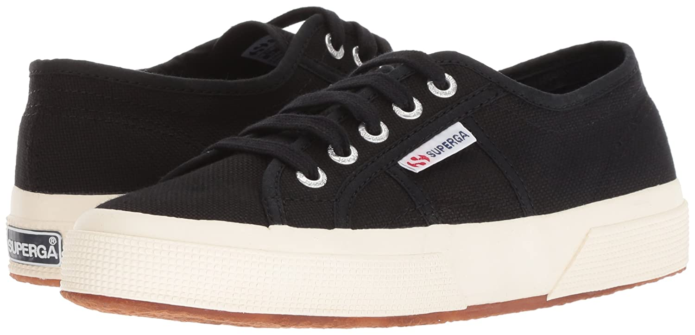 Superga B001GIP1DQ Women's 2750 Cotu Sneaker B001GIP1DQ Superga 40 M EU|Black dc4651