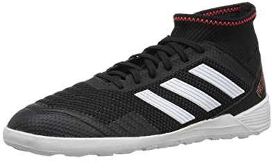 adidas Kids ACE Tango 18.3 in Soccer Shoe core Black/White/Solar red 11.5