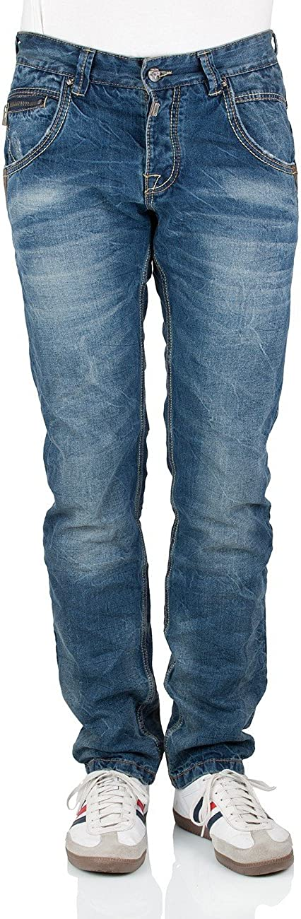 Timezone Herren Jeans Harold TZ Rough Regular