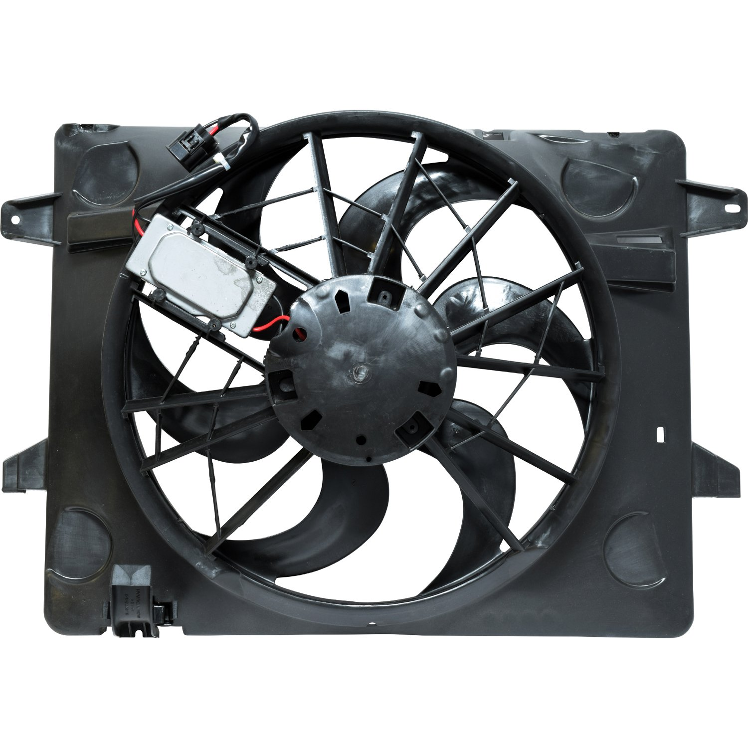 Universal Air Conditioner FA 50076C Engine Cooling Fan Assembly UAC
