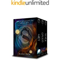 The Covenant of Shadows Collection - Boxed Set (Books 1 - 3): Magic and Vampires Urban Fantasy Series