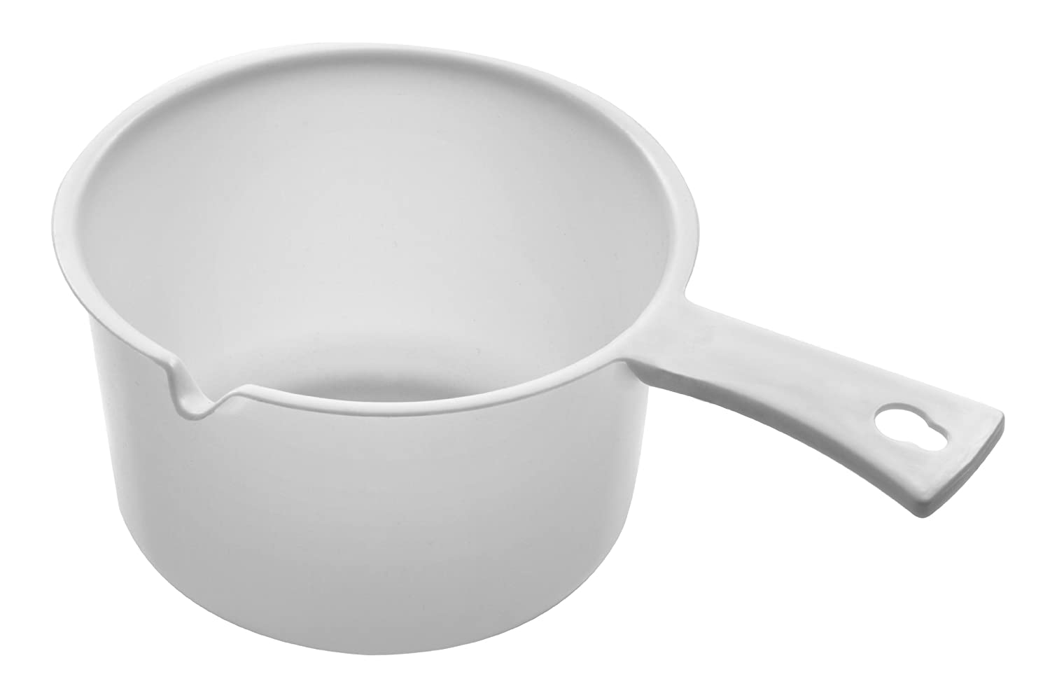 Premier Housewares Microwave Sauce Pans - White, Set of 2 0805230