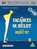 M Hulots Holiday (Plus Dvd) [BLU-RAY]