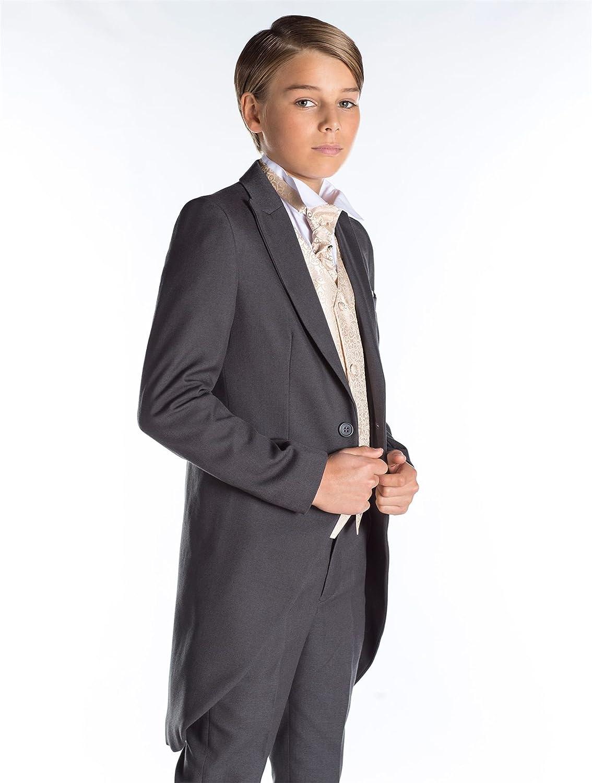 et/à 12-18 mesi // 13 anni colore grigio Frac per bambini Paisley of London
