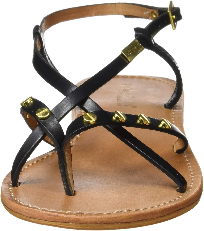 Les Tropéziennes by M. Belarbi Monaclou, sandalen achter Zwart 546