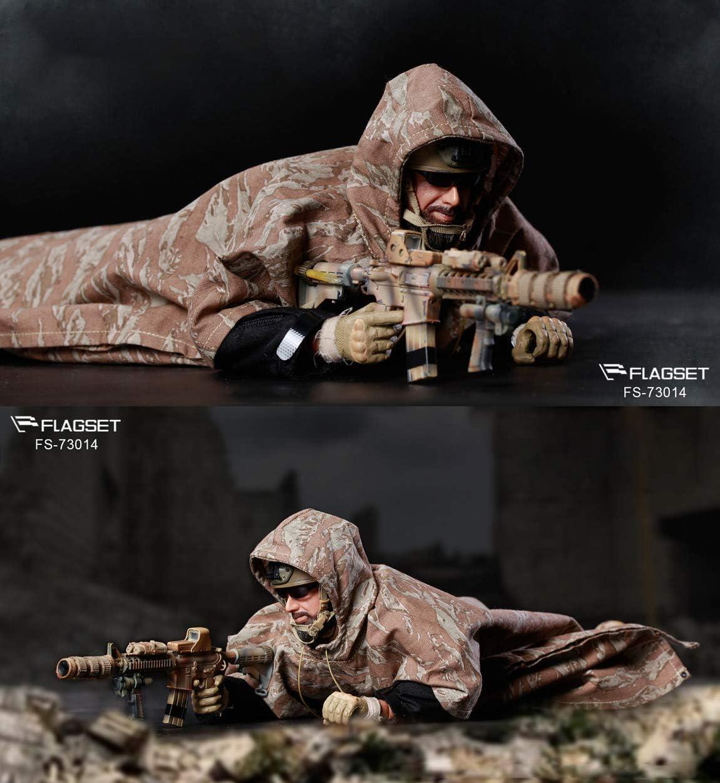 "FLAGSET FS-73014 1//6 Scale US 75th Ranger Regiment Body For 12/"" Figure Model"